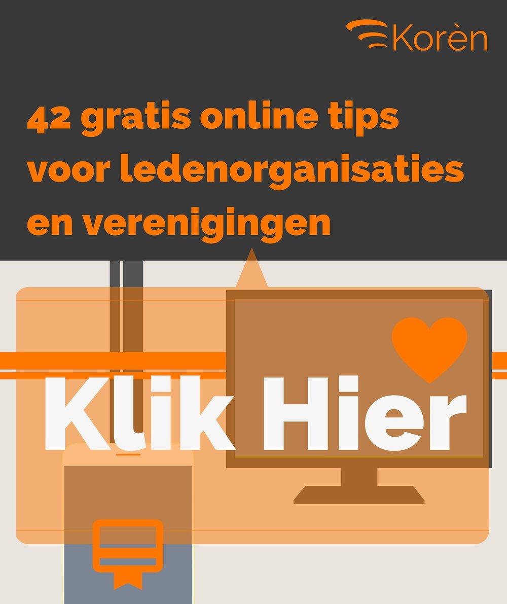 Voorkant van (doorklik ad) E-boek_ 42 gratis online tips voor ledenorganisaties en verenigingen.jpg