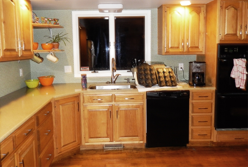 Andrea Lutz Homes Painting Cabinets And Woodwork