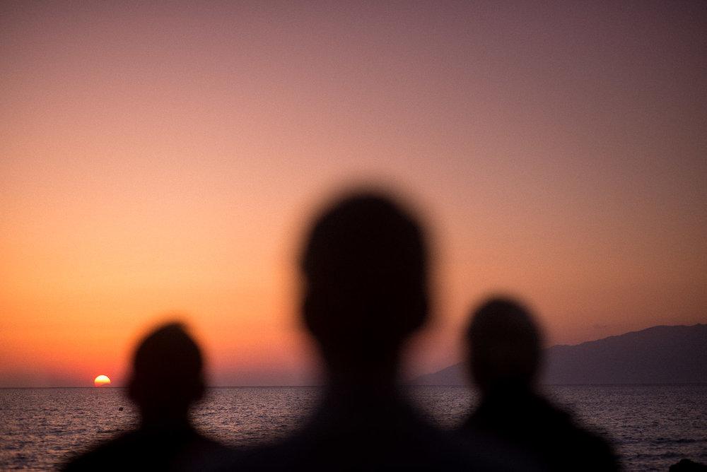 Calling the Light - Paros, Greek Islands