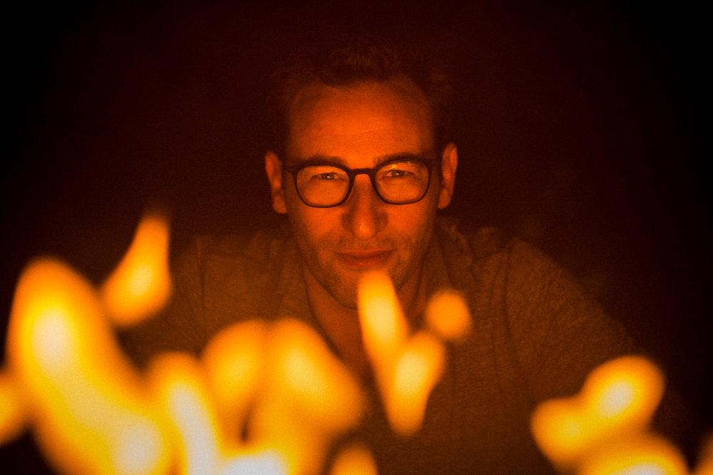 ©PeteLongworth-SimonSinek-Fireside