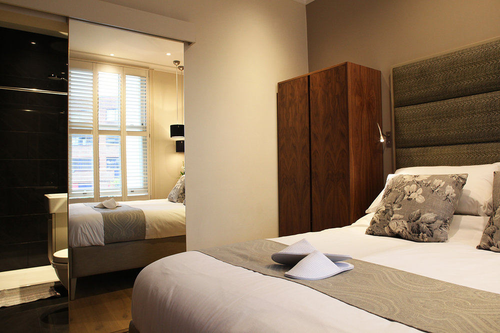 boutique b&b london