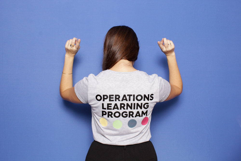 OPERATIONS LEARNING PROGRAM