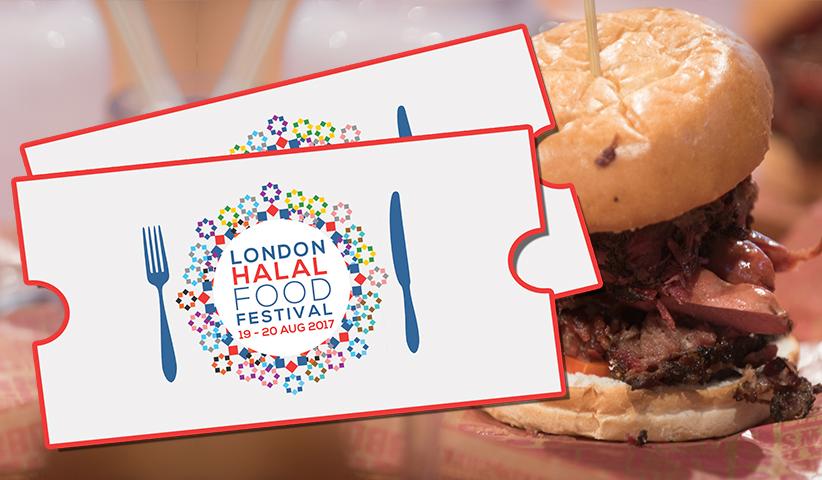 London Halal Food Festival Tickets