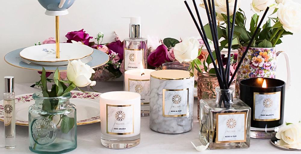 Oud Bath, Body & Home fragrances