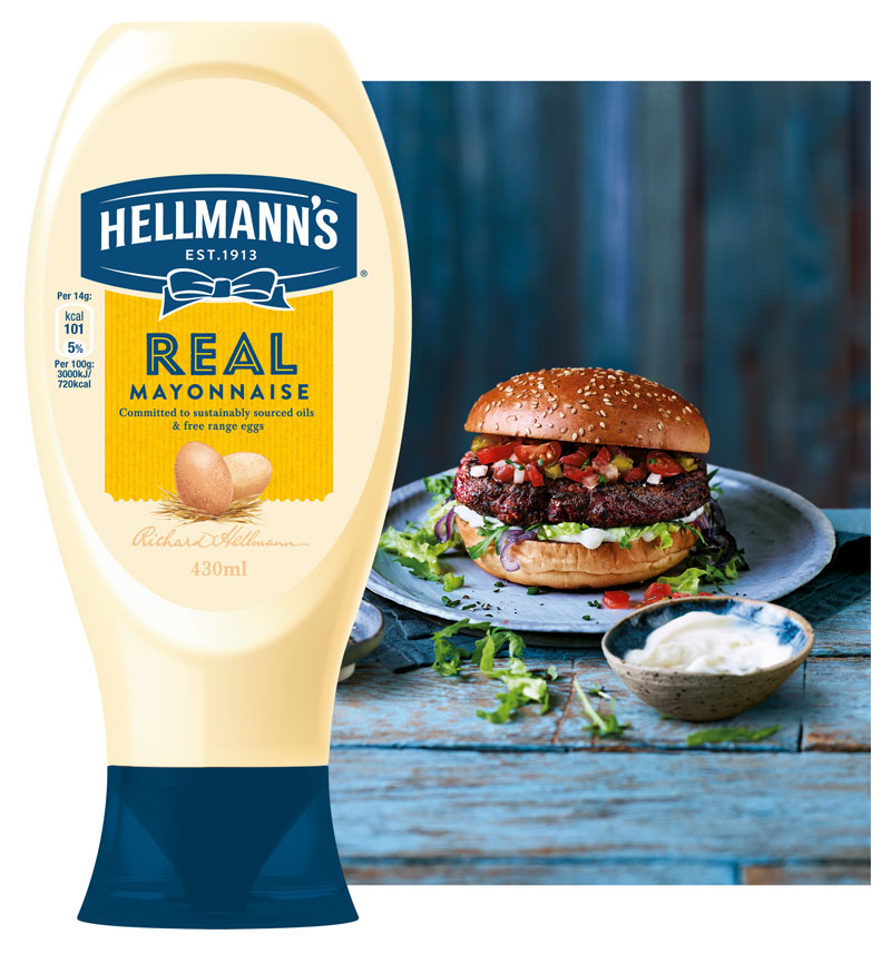 HELLMANN'S - Hellmann's is an official partner to the London Halal Food Festival and a sponsor of the Tariq Halal Cooking Theatre at London Halal Food Festival 2018.Hellmann's is on the side of food. Hellmann's uses 100% free-range eggs and committed to sustainably sourced oils in all of their products to ensure that when you have a Hellmann's product, you know it.With barbeque season here, Hellmann's condiments make the perfect addition! From chilli mayonnaise to creamy garlic sauce, there is something for every dish and every occasion.