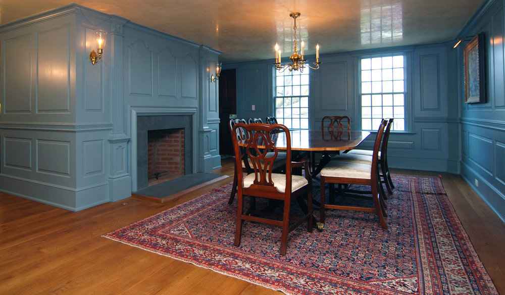 Classic Connecticut Homes Dining Room