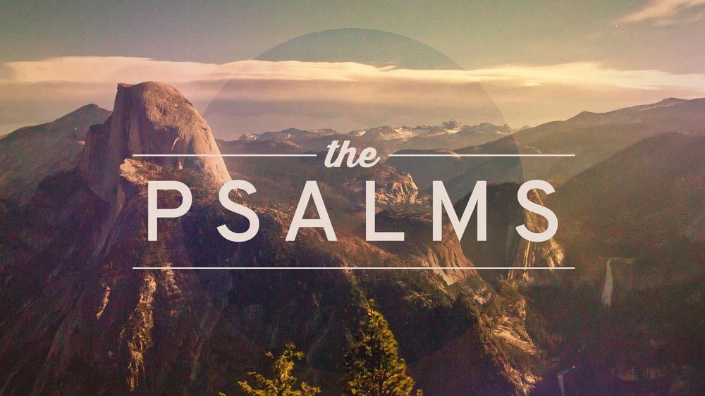 The Psalms 2018
