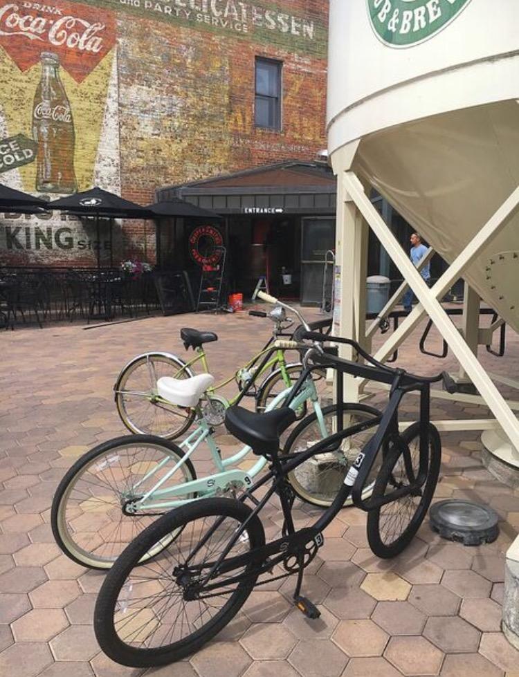 bicycling-beach-cruisers