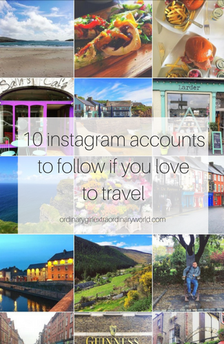 do you have a serious case of wanderlust? these 10 instagram accounts are perfect to follow if you love to travel!