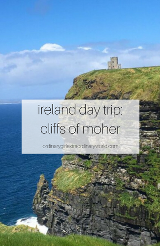 explore one of ireland's most famous attractions - the cliffs of moher - in an easy day trip!