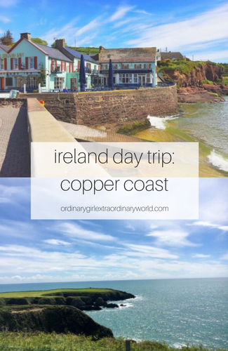 explore the southern coast of Ireland when you take a day trip and drive along the copper coast!