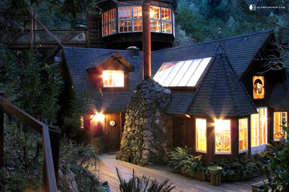 5 Badass Tree Houses You Can Rent in the United States for Vacation