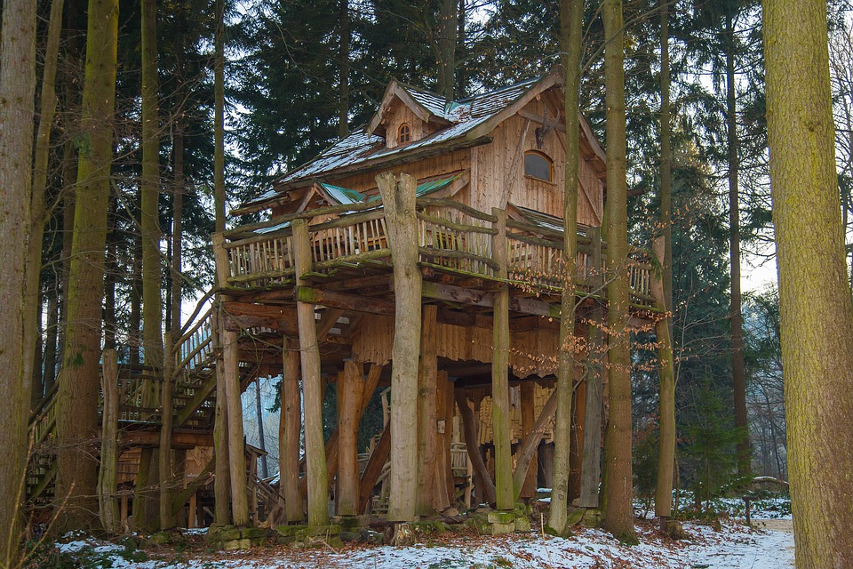 5 Badass Treehouses You Can Rent in the United States for Vacation