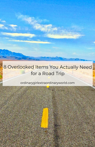 Packing for your next road trip and need some ideas? You're going to want to make sure you include these often overlooked essentials. Check out our road trip packing tips!
