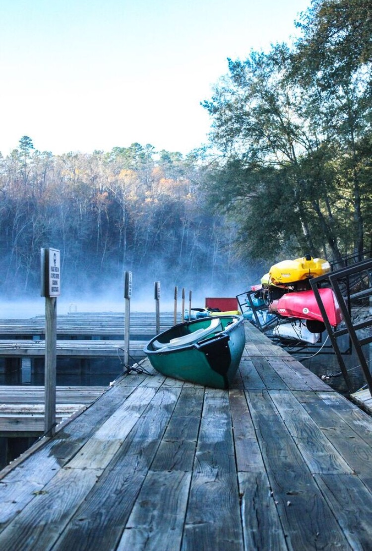 Lake Catherine, Hot Springs, Arkansas