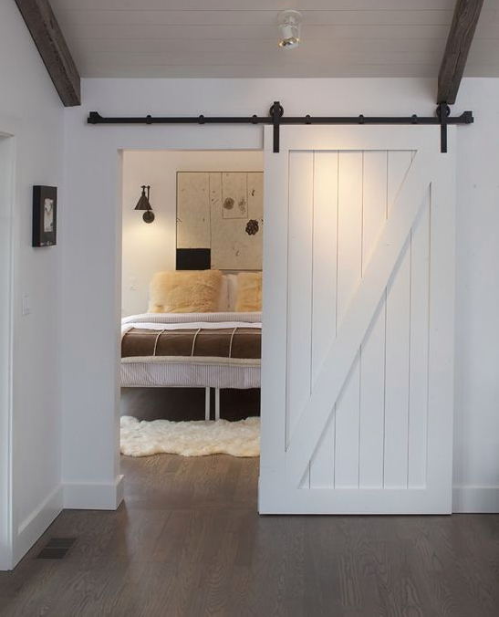 Home Office Remodel: Barn Door Inspiration