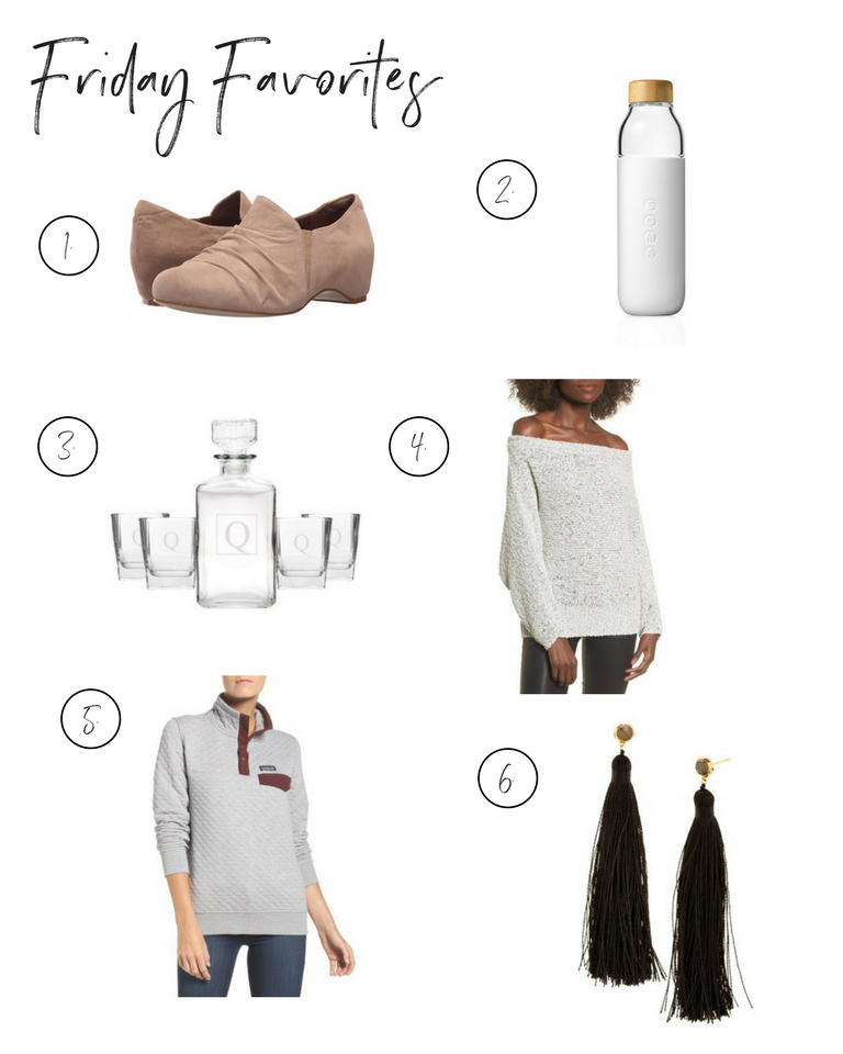 Friday favorites in fashion, home, wellness and decor