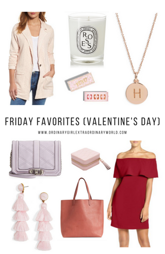 Friday Favorites in home, style and decor