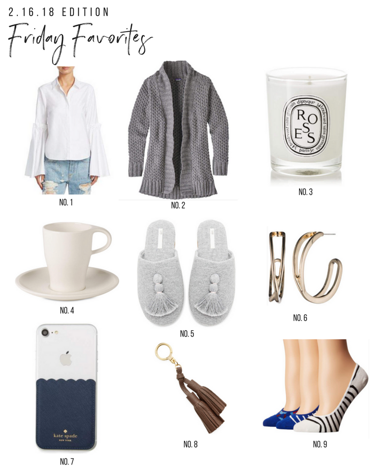 Friday favorites in fashion, home, style, and decor.