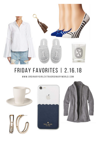 Friday favorites in fashion, style, home and decor