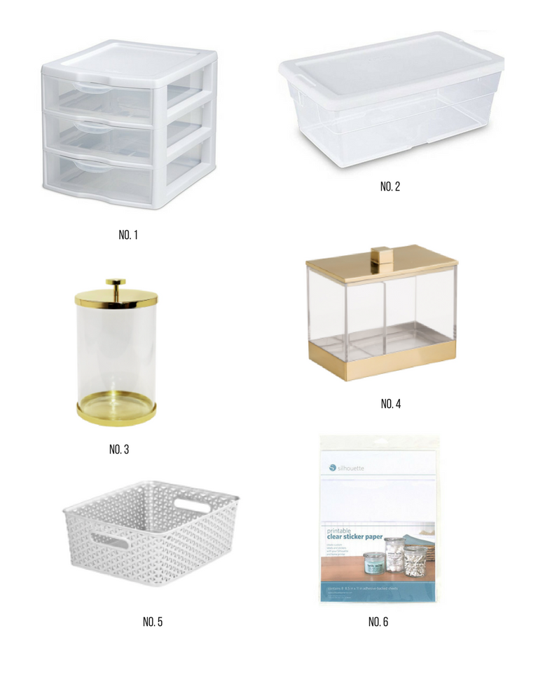 Medicine Cabinet Organization: Before and After | Shop my cabinet