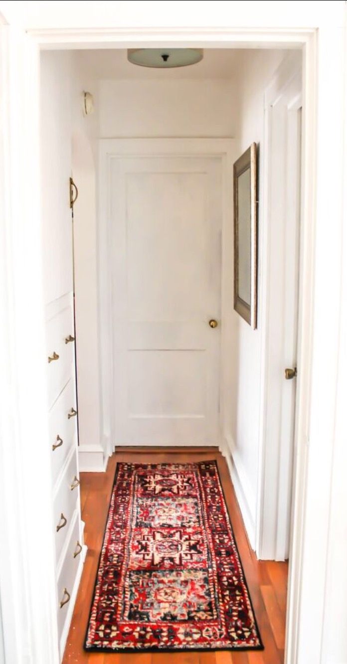 Home remodel: My hallway makeover