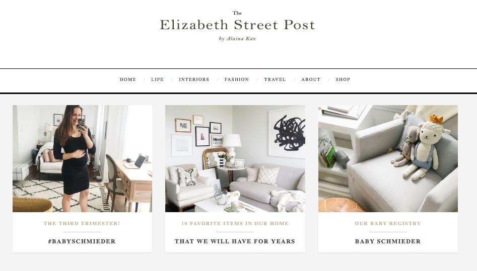 February Roundup: The Elizabeth Street Post