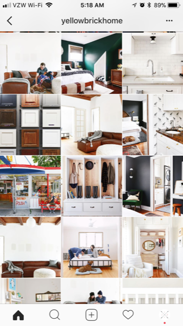 10 Instagram Accounts that Inspire Me for Home Decor