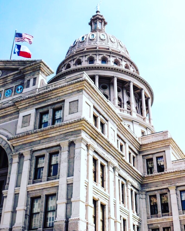 We Gotta Talk About Austin...Why I Wasn't Impressed With the Texas State Capitol