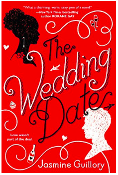 Summer Reading List: The Wedding Date, by Jasmine Guillory