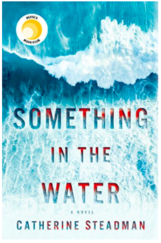 Summer Reading List: Something in the Water by Catherine Steadman