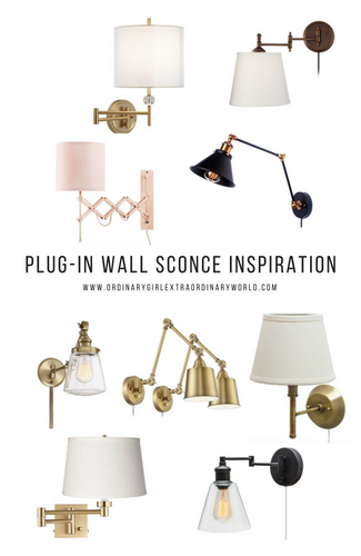 Home Interior Design: Plug-In Wall Sconce Inspiration.png