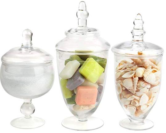 Amazon Prime Day Shopping Picks - Apothecary Jars