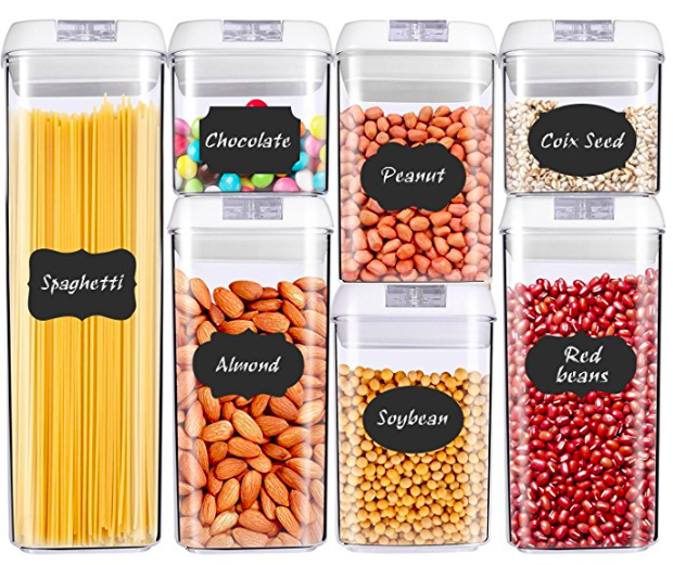 Amazon Prime Day Shopping: Food Storage Containers
