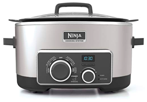 Amazon Prime Day Shopping: Slow Cooker, Steamer, Oven and Stove Top Cooking System