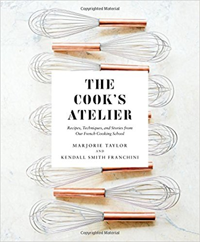 Amazon Prime Day Shopping: The Cook's Atelier Cookbook