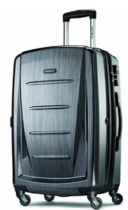Amazon Prime Day Shopping: Hard case luggage for travel