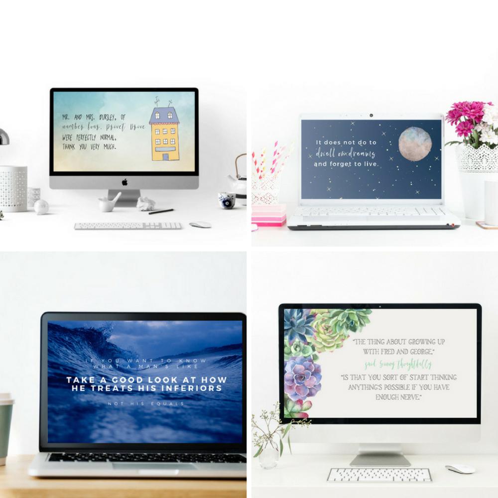 Harry Potter Desktop Wallpaper