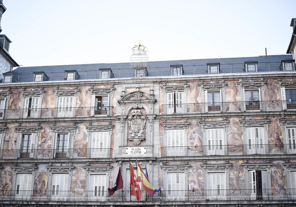 Madrid, Spain © 2018 Nidia Serrano