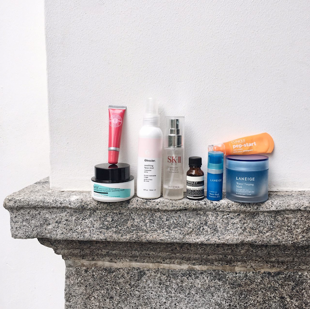 Glow with Asian skincare