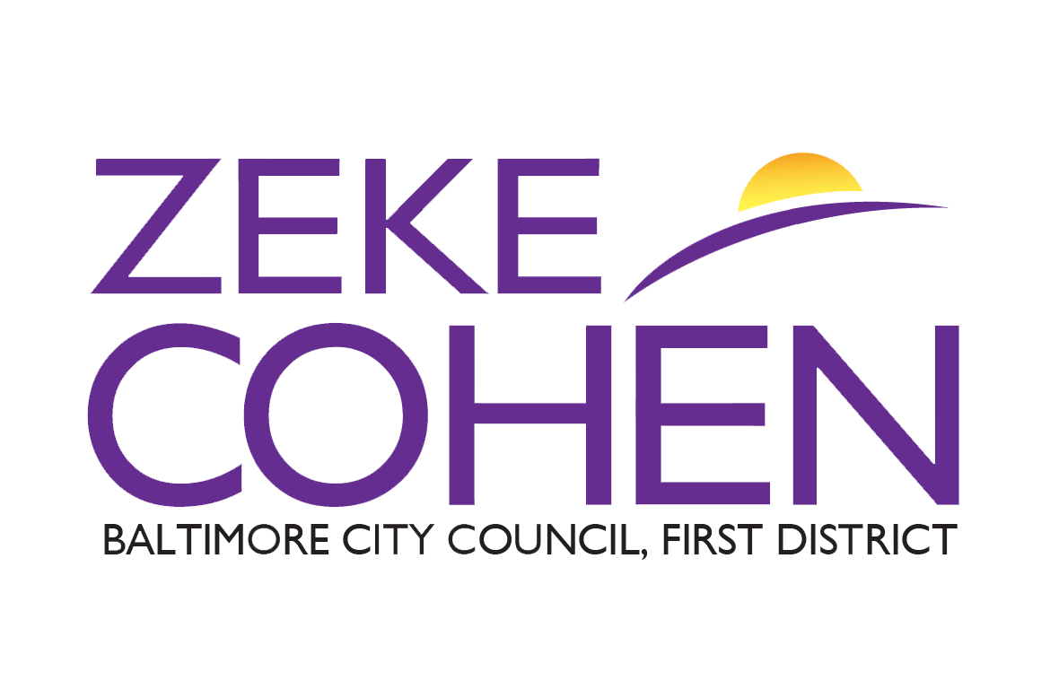 Zeke Cohen - Baltimore City Council, 1st District