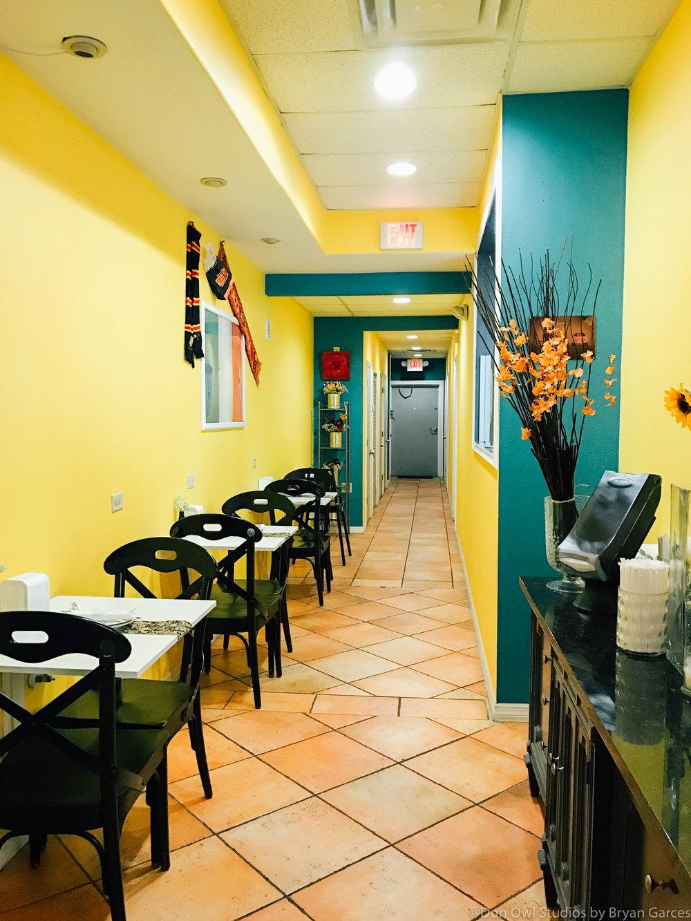 Trevi Pasta Hallway