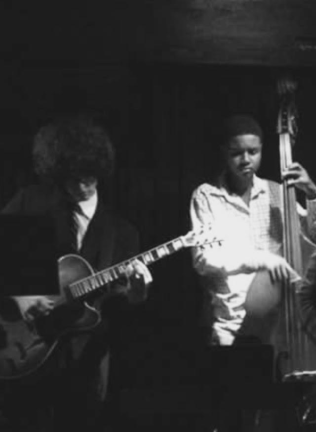 Jordan Rattner & Gervis Myles   Jazz Guitar / Bass Duo