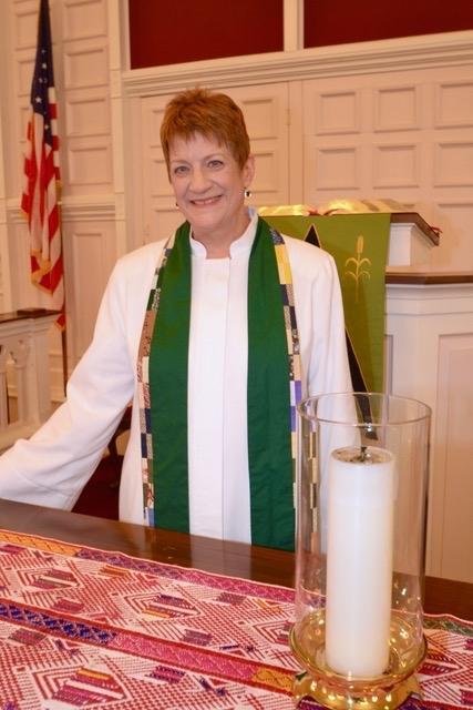 Pastor Beth Utley