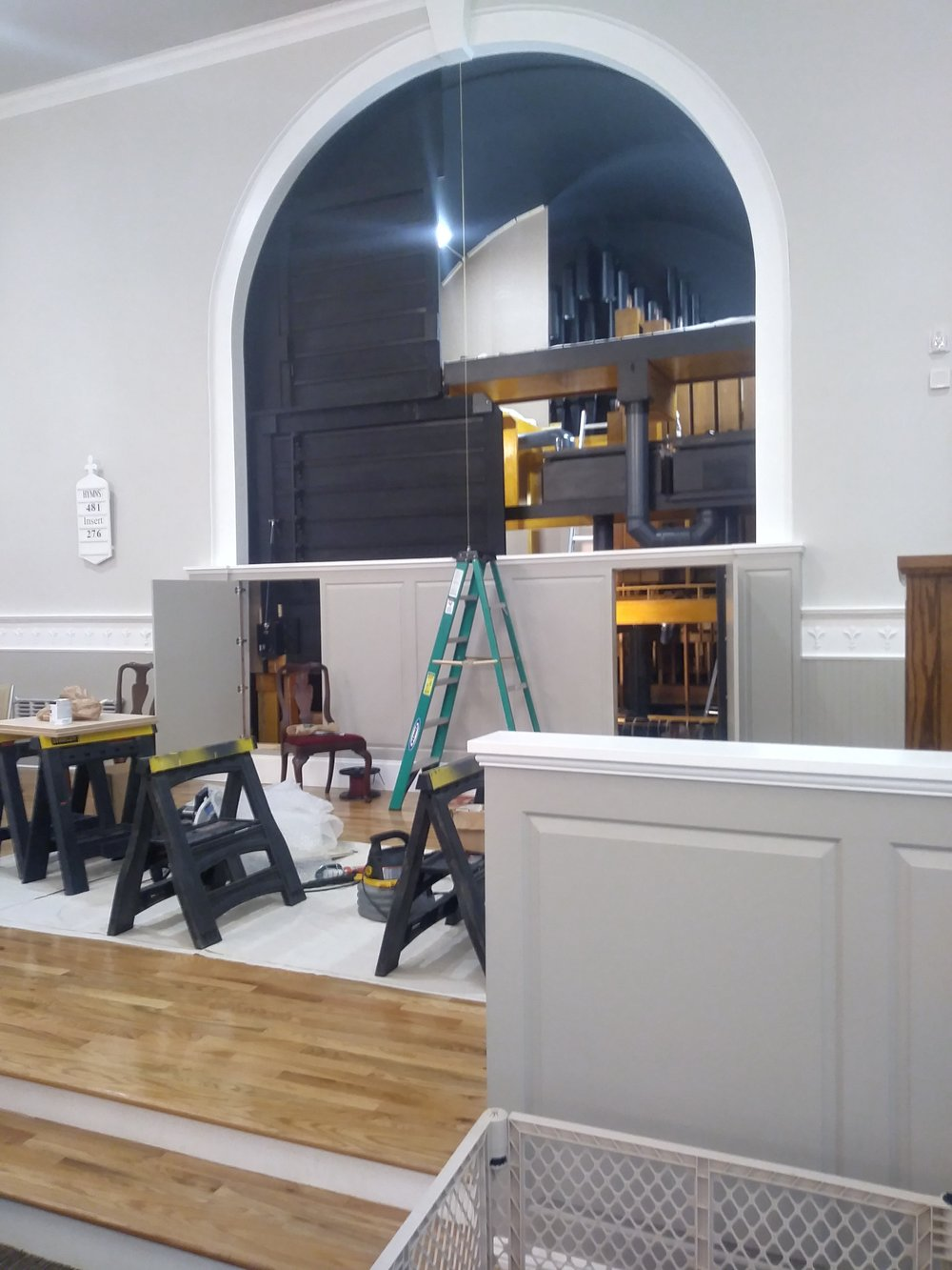 Organ Chamber 2019