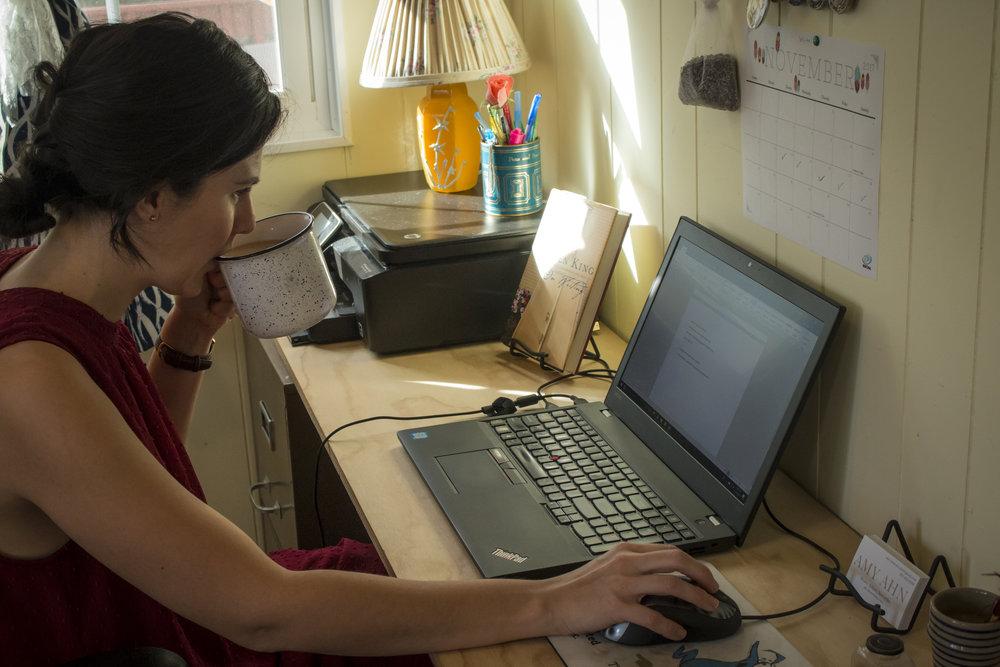 Amy freelance