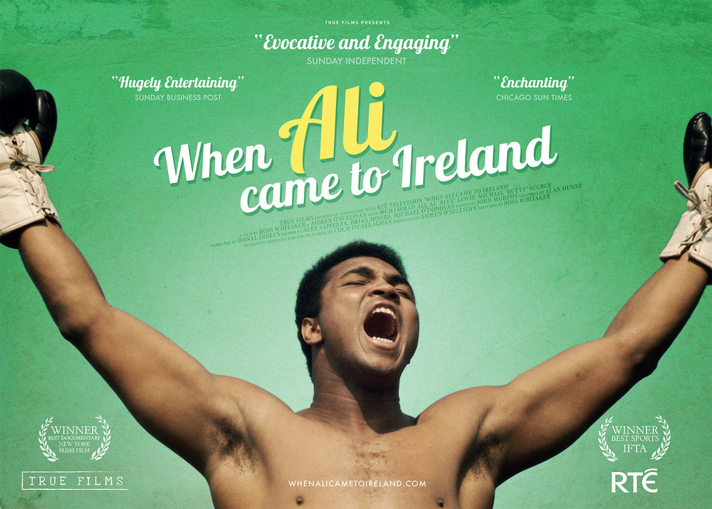 WHEN ALI CAME TO IRELAND