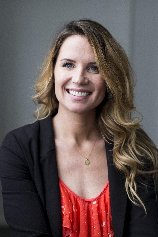 Kara Lynn Joyce - 3-Time Olympian2004, 2008, 2012LEAD Summit Founder
