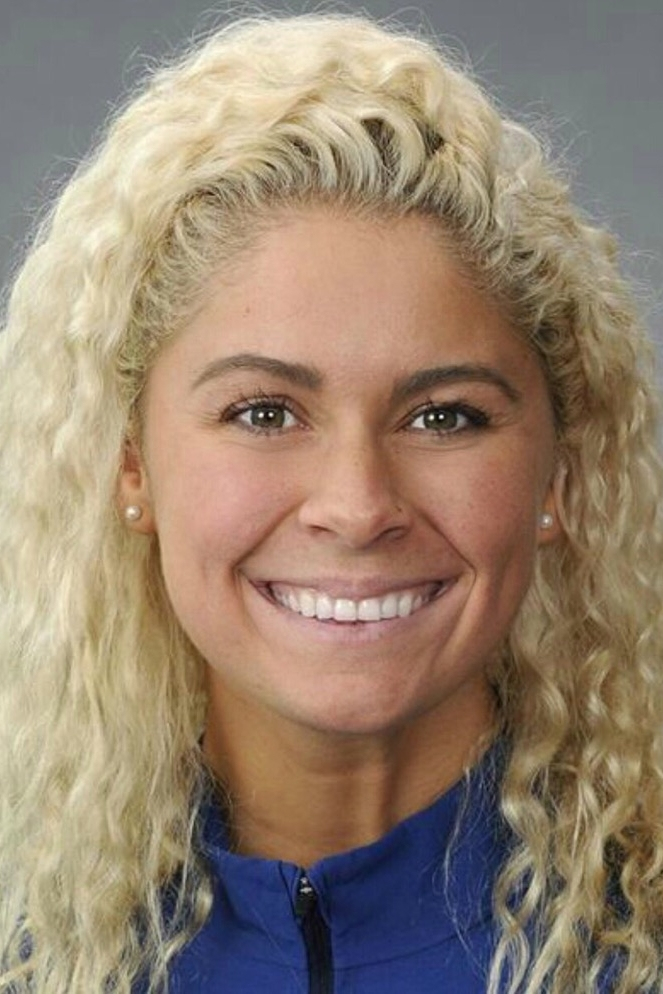 Elizabeth Beisel  - 3-Time Olympian2008, 2012, 20162016 Team USA Captain