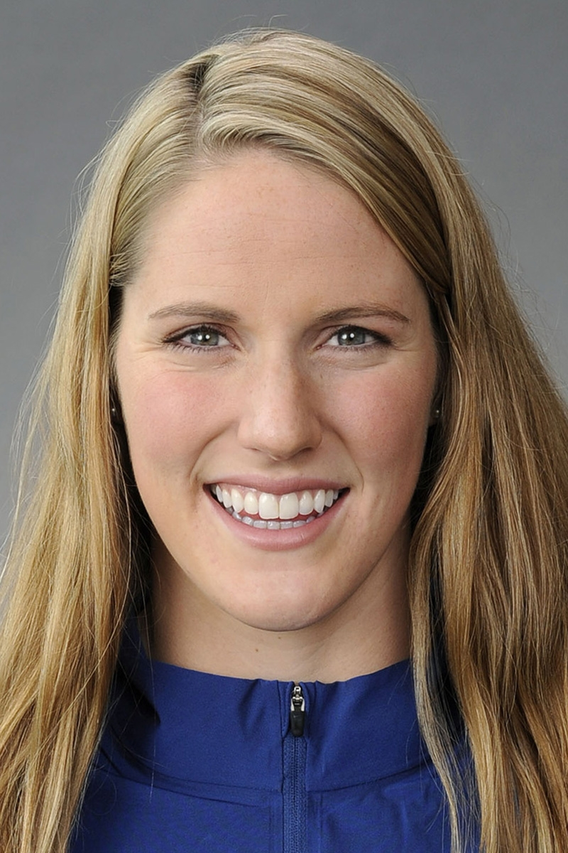Missy Franklin  - 5-time Olympic Gold Medalist Relentless Spirit AuthorLaureus Sport Ambassador